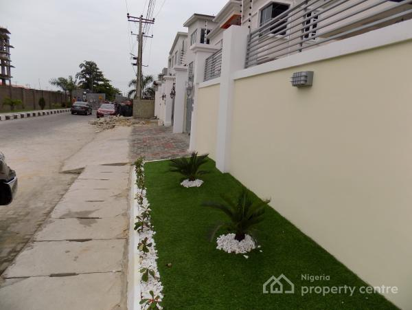 Amazingly Finished  5 Bedroom Luxury Detached Duplex with a Domestic Room, Ikate Right By Middle Hall School/ Richmond Gate Estate, Ikate Elegushi, Lekki, Lagos, Detached Duplex for Sale