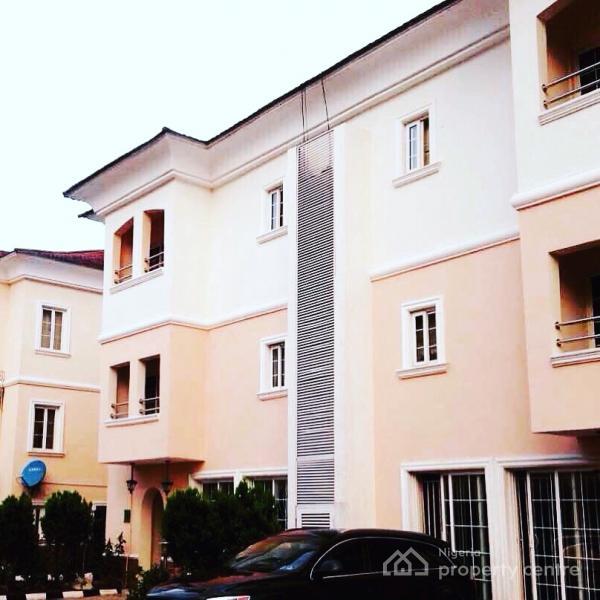 New 4 Bedroom & Study Semi Detached, Off Alexander, Old Ikoyi, Ikoyi, Lagos, Semi-detached Duplex for Sale