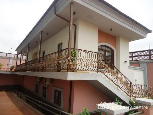 Majestic & Ultra Modern Fully Furnished,5bedroom Mansion,pool,gym, Cinema, Lift, Spa/barber Shop,piano Room, Basement,bq,chalet, Maitama, Maitama District, Abuja, House for Sale