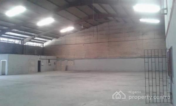 Waterfront Warehouse, Creek Road, Apapa, Lagos, Warehouse for Sale
