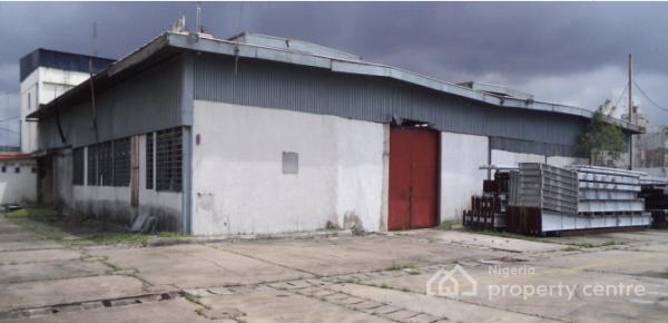 Warehouse, Creek Road, Apapa, Lagos, Warehouse for Sale