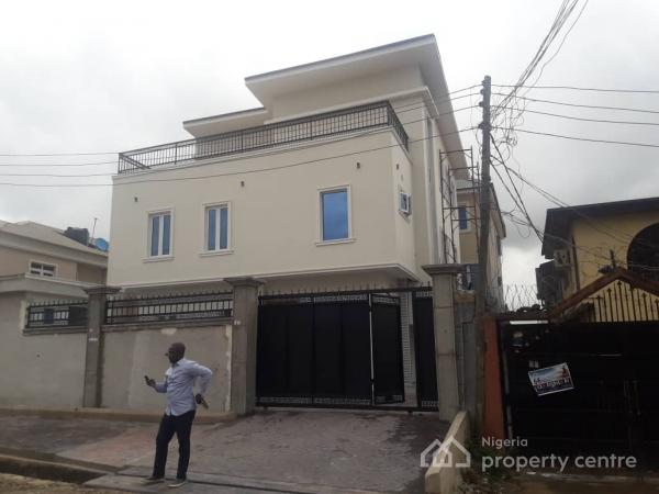 Luxury 5 Bedroom Fully Detached Brand New House, Gra, Magodo, Lagos, Detached Duplex for Sale