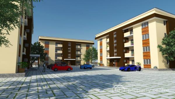 Apartment at Wuye (off Plan), Estate at Wuye, Wuye, Abuja, Mini Flat for Sale