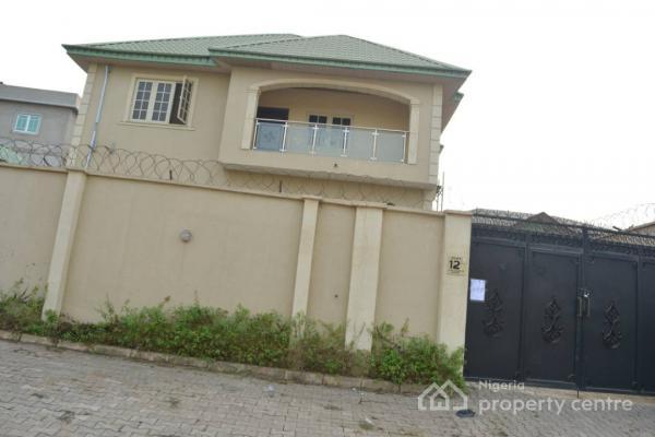 Nicely Finished 4 Bedroom Detached House, Ayodele Fanoiki Street, Gra, Magodo, Lagos, Detached Duplex for Sale