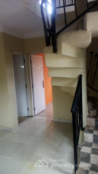 2 Bedroom Duplex, Orange Estate, Berger, Arepo, Ogun, Terraced Duplex for Rent