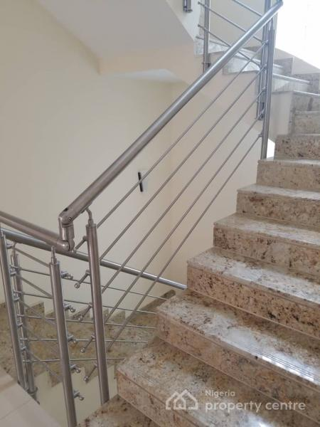 Newly Built 4 Bedroom Detached Duplex with a Room Bq, Fitted Kitchen, Swimming Pool, Etc., Off Admiralty Road, Lekki Phase 1, Lekki, Lagos, Detached Duplex for Sale