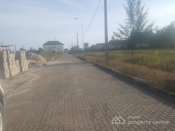 760sqm  Plot in an Estate, Fountain Springville  Estate By Novare Mall, Sangotedo, Ajah, Lagos, Residential Land for Sale