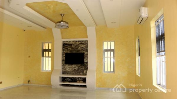 4 Bedroom Semi Detached Duplex, Orchid Road, Chevy View Estate, Lekki, Lagos, Semi-detached Duplex for Sale
