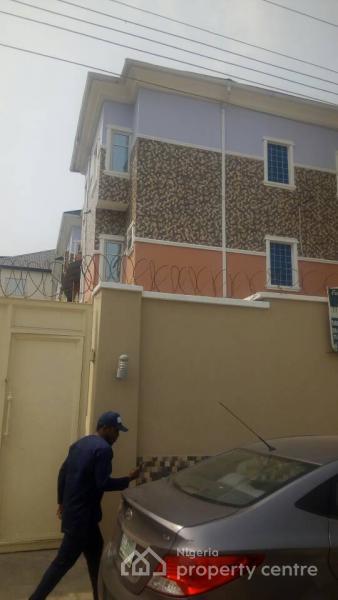 a Block of 3 Units of 5 Bedrooms Each, All En Suite, Muritala Eletun, Osapa, Lekki, Lagos, Terraced Duplex for Sale