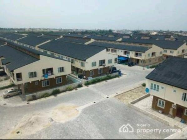3 Bedroom Duplex in Fully Serviced Estate, Phase 5, Lekki Gardens Estate, Ajah, Lagos, Terraced Duplex for Sale