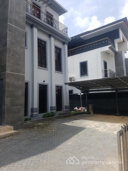 Luxury 5 Bedroom Terrace, Banana Island, Ikoyi, Lagos, Semi-detached Duplex for Sale