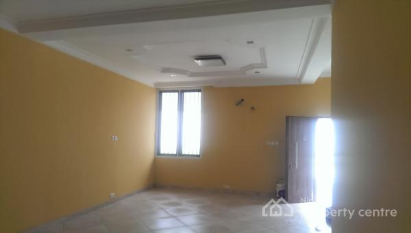 Tastefully Finished 4 Bedroom Luxury Terrace House with a Room B/q, Lekki Right By Pinnacle Fuel Stattion, Lekki Phase 1, Lekki, Lagos, Terraced Duplex for Sale