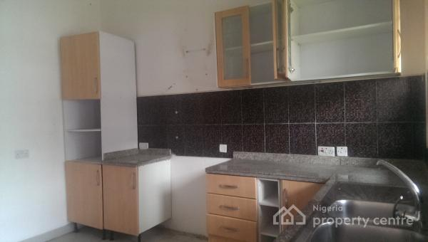 Tastefully Finished 3 Bedroom Luxury Terrace Apartment with a Room B/q, Lekki Right By Pinnacle Fuel Station, Lekki Phase 1, Lekki, Lagos, Terraced Duplex for Rent