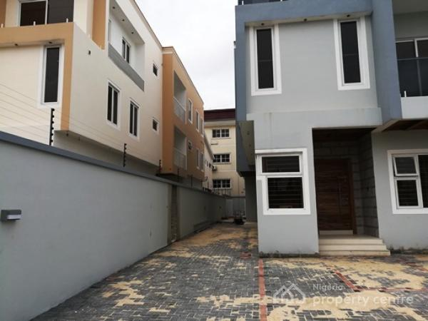 Grand and Brand New 5 Bedroom Detached Duplex, Parkview, Ikoyi, Lagos, Detached Duplex for Sale