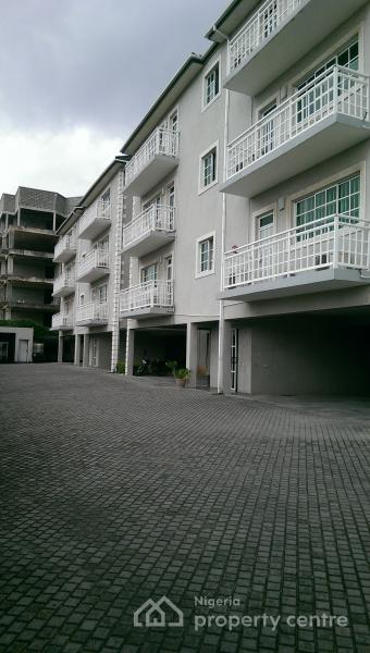 Nicely Built Three Bedroom Apartment with Bq, Victoria Island (vi), Lagos, Flat for Rent