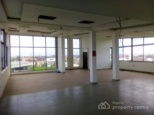 Brand New 220 Sqm Office Space, Lekki Phase 1, Lekki, Lagos, Office Space for Rent