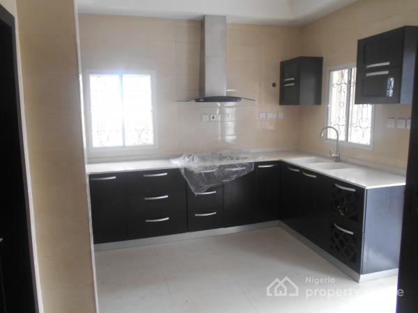 Luxury and Excellent 4 Bedroom Semi Detached Duplex with Good Facilities, Osapa Estate, Osapa, Lekki, Lagos, Semi-detached Duplex for Sale