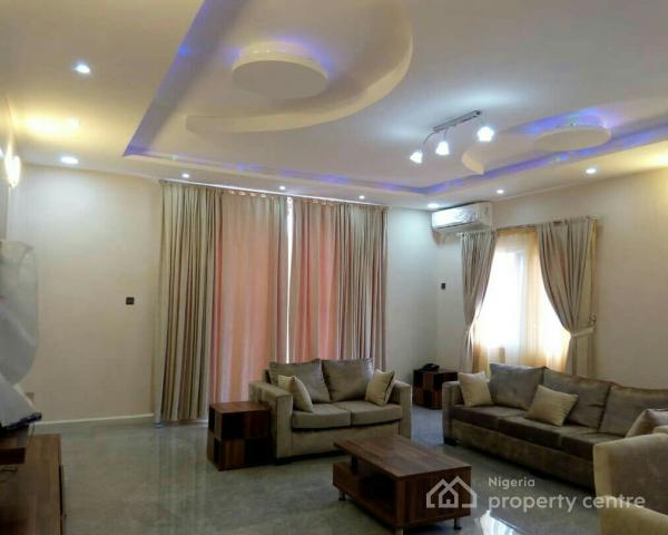 a Tastefully Finished, Serviced, Furnished and Brand New 2 Bedroom Flat, Maitama District, Abuja, Flat for Rent