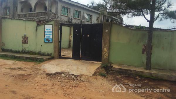 Functioning Hotel, Taiwo Falola Street, Osi Quarters, Jamido-ota, Sango Ota, Ogun, Hotel / Guest House for Sale