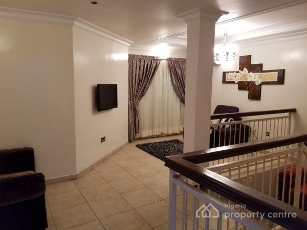 a 2 Bedroom Fully Furnished and Serviced Terrace, Off Akin Adesola, Victoria Island (vi), Lagos, Terraced Duplex for Rent