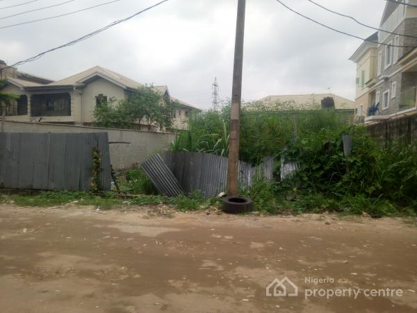 a Plot of Land, Off Airport Road, Ajao Estate, Isolo, Lagos, Mixed-use Land for Sale
