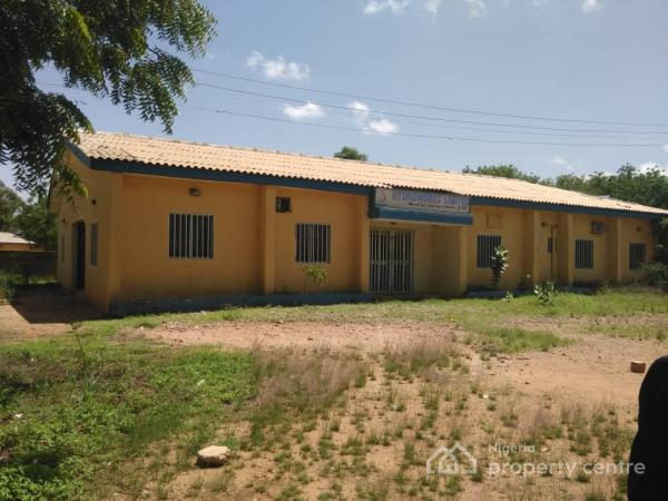 a Commercial Property with Main Office Building and Guest House, Off Kabiru Usman Road, Gra, Katsina, Katsina, Plaza / Complex / Mall for Sale