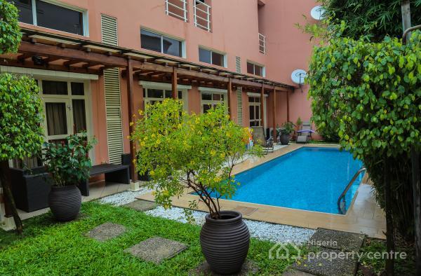 Clarity (pent House Magic), Banana Island, Ikoyi, Lagos, Flat Short Let