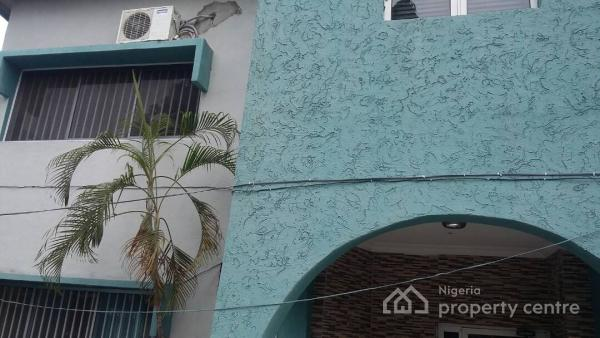 Decent Room Self Contained, Off Admiral Ayinla Street, Lekki Phase 1, Lekki, Lagos, Self Contained (single Rooms) for Rent