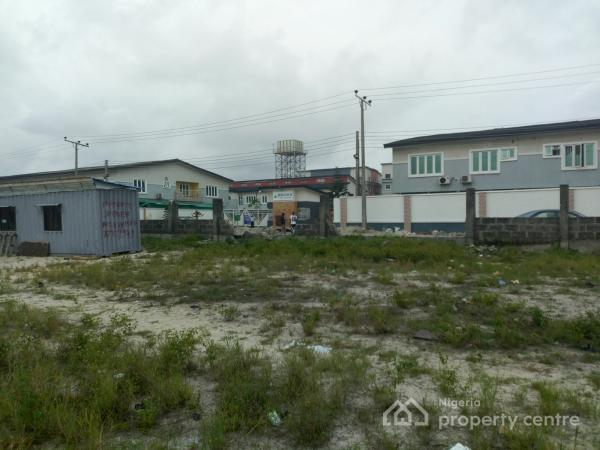 Dry and Well Laid Out Estate Land Measuring 3000sqms, By Meadow Hall School, Ikate Elegushi, Lekki, Lagos, Mixed-use Land for Sale