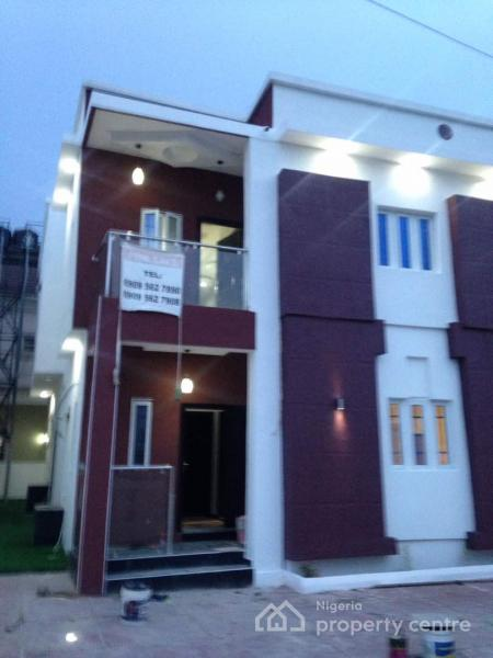 Luxury 4 Bedroom Detached House with Indoor Swimming Pool & Top-notch Facilities, Bera Estate ,by Chevron, Lekki, Lagos, Detached Duplex for Sale