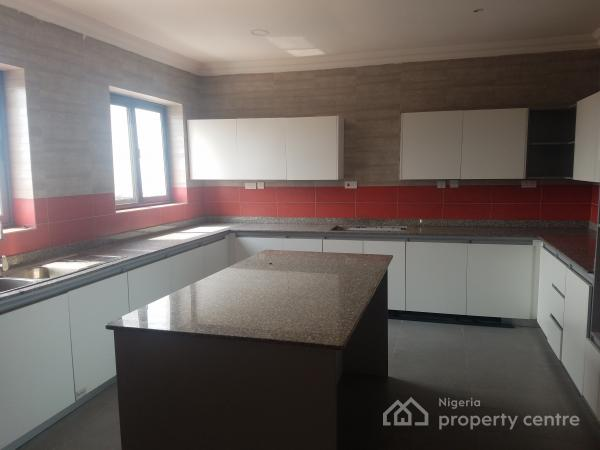 Newly Built 3 Bedroom Flat with an Attached Bq and Modern Kitchen Ware, with a Pool and Gym Room Etc, Oniru, Victoria Island (vi), Lagos, Flat for Sale