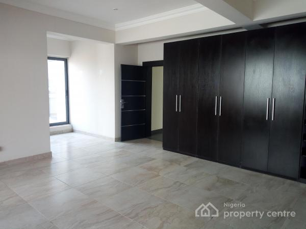 Luxury 4 Bedroom Penthouse with Excellent Facilities, Gloss and Well Fitted Kitchen, Well Equipped Gym Room, Swimming Pool Etc., Oniru, Victoria Island (vi), Lagos, Flat for Rent