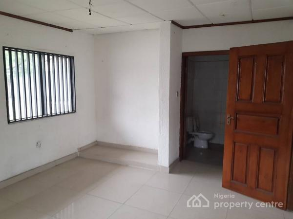 2 Bedroom Bungalow, Coker Road, Ilupeju Estate, Ilupeju, Lagos, Detached Bungalow for Rent