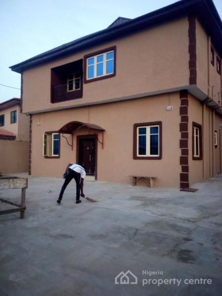 Newly Built 2nos of 2 Bedroom Flats, Off Ajose Street, Mende, Maryland, Lagos, Flat for Sale