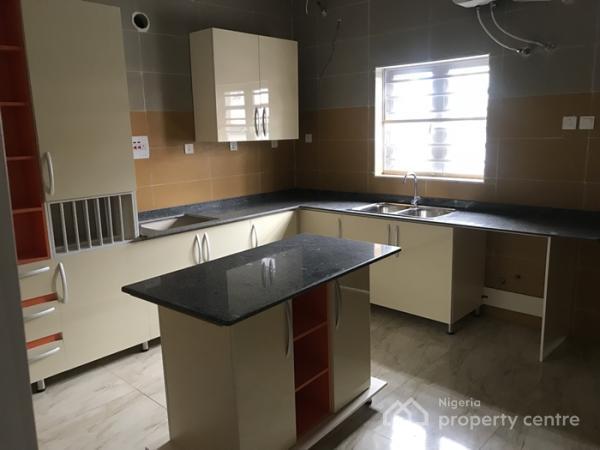4 Bedroom Duplex with a Bq, Agungi Lekki, Ologolo, Lekki, Lagos, Semi-detached Duplex for Sale