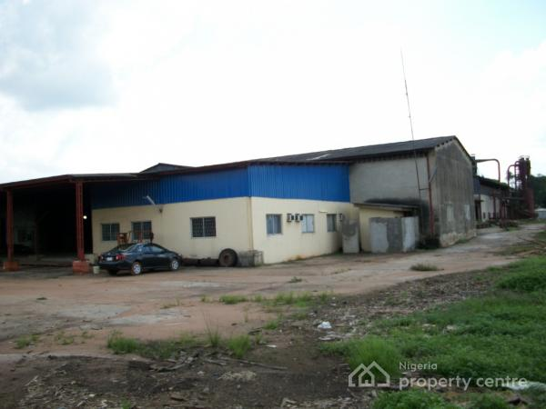 Warehouse on a Land Measuring 2.425 Hectares, Industrial Estate, Ado-odo/ota, Ogun, Factory for Sale