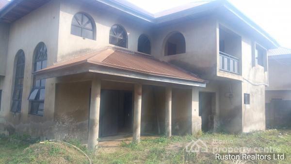 4 Bedroom Massive Detached Duplex, New Bodija, Ibadan, Oyo, Detached Duplex for Sale