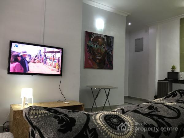 Faith Avenue  (luxury 1 Bedroom with Swimming Pool), Off Ligali Ayorinde Street, Victoria Island (vi), Lagos, Flat Short Let