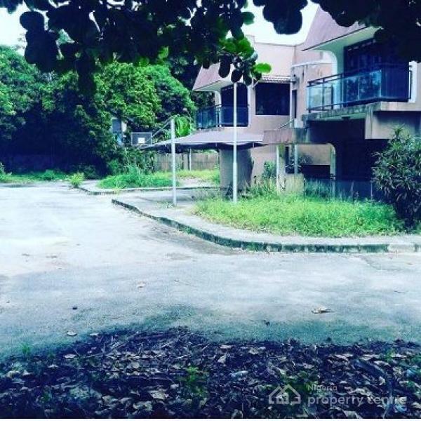 4 Nos. of 6 Bedroom Detached Duplexes on 5000sqm of Land, Ikoyi Central, Osborne, Ikoyi, Lagos, Detached Duplex for Sale