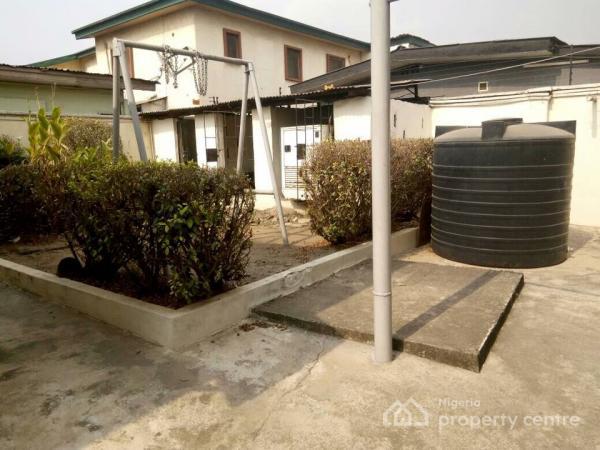 Well Finished 4 Block of 3 Bedroom Flat, Wemabode Estate, Adeniyi Jones, Ikeja, Lagos, Block of Flats for Sale