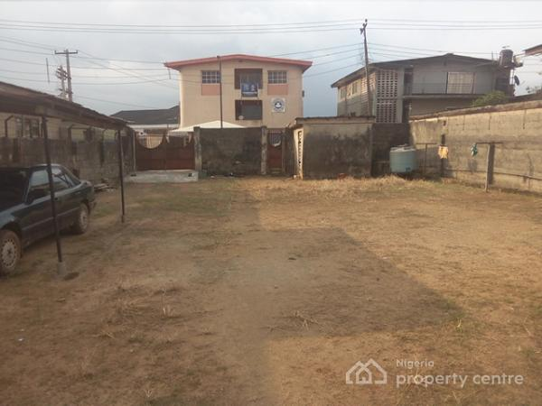 a Plot of Land Within a Good and Accessible Neighborhood, Alapere, Ketu, Lagos, Residential Land for Sale