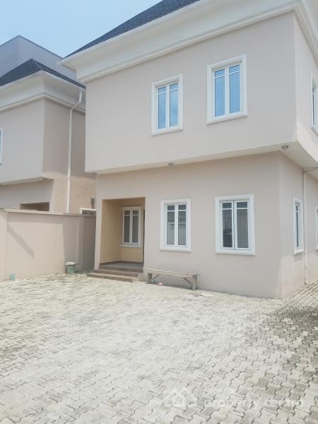 5 Bedroom Semi Detached Duplex, Well Fitted in a Serene Environment, Lekki Phase 1, Lekki, Lagos, Semi-detached Duplex for Sale