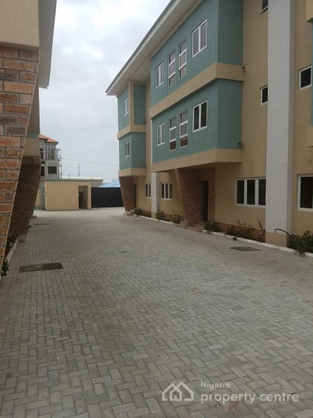 8 Unit Terrace Well Fitted Spacious Interior and Located in a Calm and Serene Environment., Lekki Right, Lekki, Lagos, Terraced Duplex for Sale