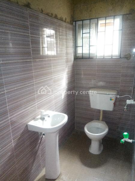 Well Built Spacious 2 No 3 Bedroom Flat En Suite, Federal Ministry of Works and Housing Estate, Alausa, Ikeja, Lagos, Flat for Rent