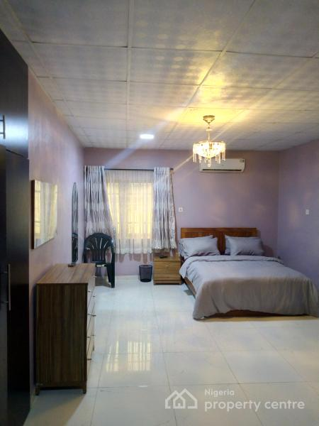 Stylish Fully Furnished 2 Bedroom Flat, Oladipo Kuku Street, Allen, Ikeja, Lagos, Flat Short Let