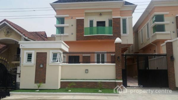 4 Units of Fully Detached Duplex with Boys Quarter and Security House, Circle Mall, Osapa, Lekki, Lagos, Detached Duplex for Sale