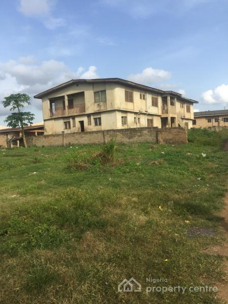 4 Blocks of 3 Bedroom Flat, Kuola Oluyole Extension, New Bodija, Ibadan, Oyo, Block of Flats for Sale