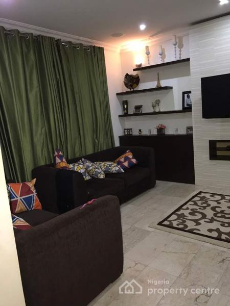 Diplomatic Serviced and Furnished 3 Bedroom Terraced Duplex, Ideally for Expatriate, Vips, Jabi, Abuja, House for Rent