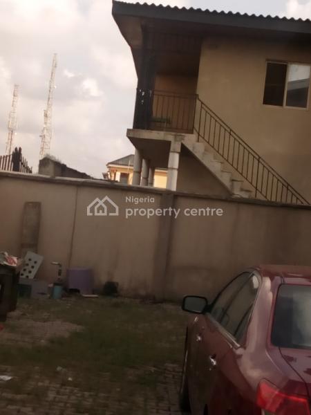 Block of 2 Flats of 4 Bedroom Up+4 Bedroom Down, Off Iju-road, Iju-ishaga, Agege, Lagos, Block of Flats for Sale