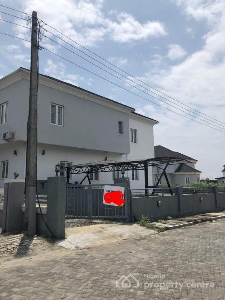 5 Bedroom Detached House with Bq, Victory Park Estate, Lekki, Lagos, Detached Duplex for Sale